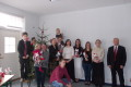 Christmas Service and Sunday School Christmas Treee on 2017-12-25